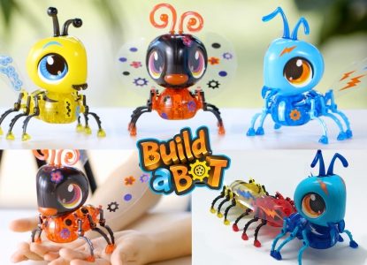 Build a Bot Bugs